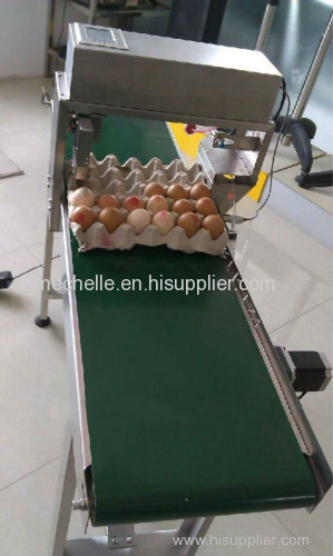 KP-17A egg printing machine