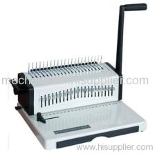 CB Type Plastic comb binding machine