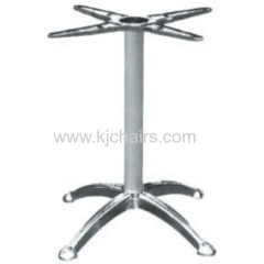 4-star polishing aluminum alloy table base