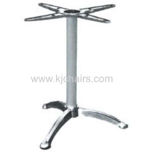 high quality guangdong metal 4  polished table base for furniture legs