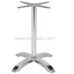 restaurant aluminum table base