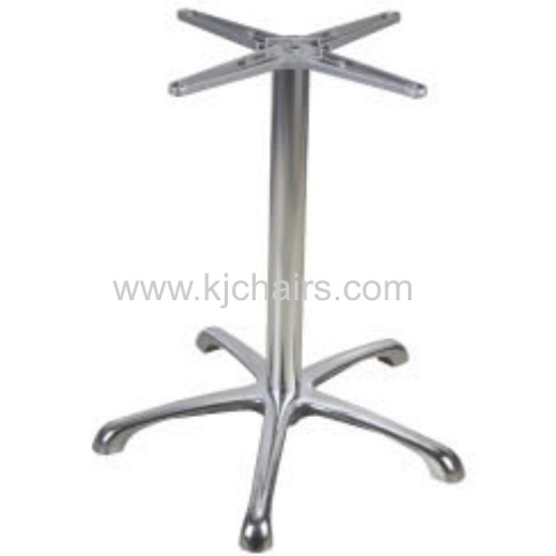 polishing modern style aluminum table base