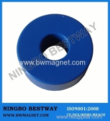 Ring NdFeB Magnet Teflon environmental coating