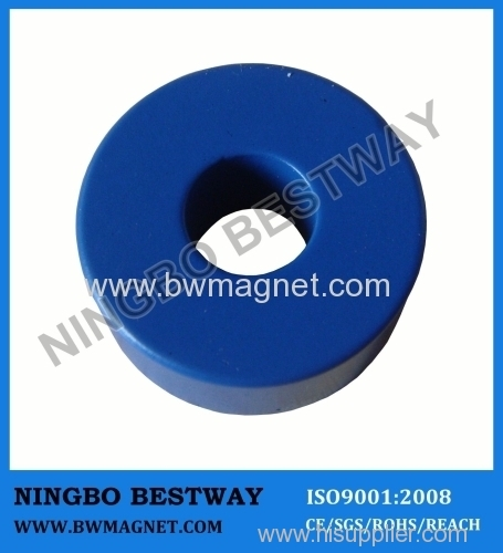 D25*(d6.5-4)*4mm Countersink Magnet With Teflon Coating