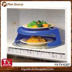 Dinner Plate Holder Dual Microwave Plate Holder