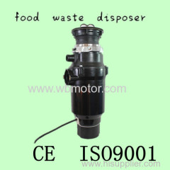 WB210A new food waste disposer in our daily life