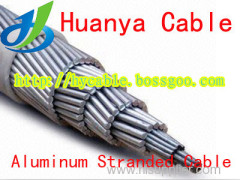Overhead Aluminum Stranded Cable