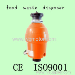 new design 550W food waste disposer with CE ISO9001