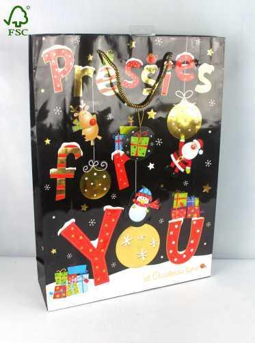 CHRISTMAS GIFT BAG FOR KIDS