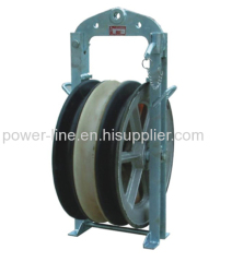 660mm Conductor Pulleys Used in Overhead Line construction
