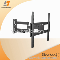 For 32''-55'' Economy full-motion TV wall mount