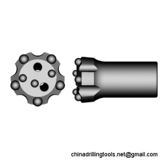 China R25 R32 Thread Bit