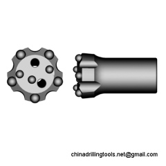 T38 Thread Button Bit