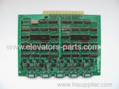 Fujitec Elevator Lift Spare Parts IF41 C4A PCB Display Drive Board