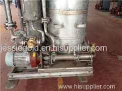 For Water Treatment Filter Water Separator Equipment Best Price Factory Selling