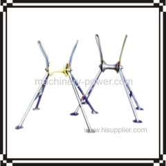 Cable Ground Roller(steel pipe high support)