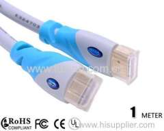 Wholesale HDMI Cable V1.4 V2.0 0.8m 1m 1.5m 2m 3m 5m 8m10m15m 20m HD1440P 3D function
