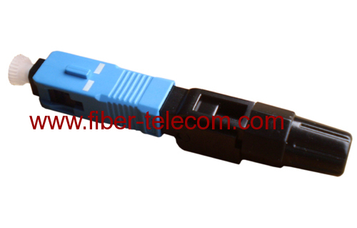 SC/UPC fast connector Type A