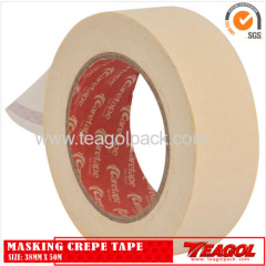 White Masking Crepe Tape 38mm x 50m