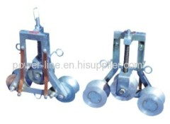 Conductor or Earth wire Grounding Roller