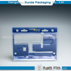 Plastic Blister Packaging For Hardware