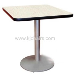 KFC restaurant dining table
