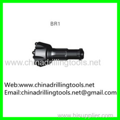 hardness dth hammer button bits