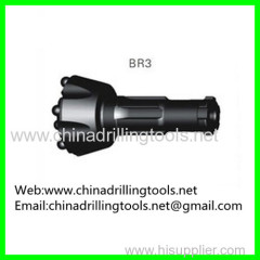 easy to install downhole hammer drill bit