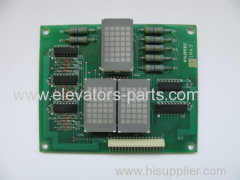 Fujitec elevator parts IN43 lift parts PCB good quality