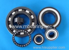 6211 Full ceramic bearings fo full complement balls