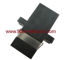 plastic simplex fiber adapter
