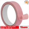 Crepe Paper Tape Pink Color 25mm x 20m
