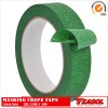 Crepe Paper Tape Green Color 25mm x 50m