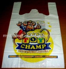 T SHIRT Bags, Charity bags, Carrier BAGS, Refuse SACKS, Bin Liners, Nappy bags, Draw string & Draw tape bags
