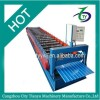 Metal roofing sheet roll forming machine for Russia