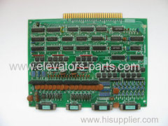 Fujitec Elevator Lift Parts IP8A-C1 PCB Display Controle Board