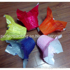 Plastic Flower Pot Cover / Flower Wrapping Paper