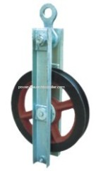 High Speed Wire Turning Pulley Blocks