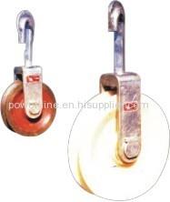 Hook Type Clip-in Sagging Pulley Blocks