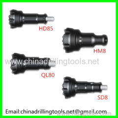 hardness mining dth bore hole drill bit