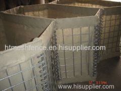 Flood control Hesco Barrier Baskets