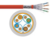 SFTP shielded PIMF 4 pairs cat 7 Lan Cable