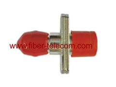 SM hybrid fiber adapter