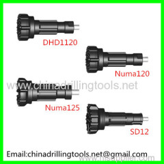 carbide tipped DTH button drill bits