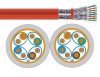 SFTP Shielded Catagory 7 Twisted Pair Installation Cable