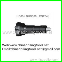 ISO certificate high air pressure DTH drill bits