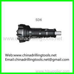 easy to install quarry blast hole drill bit