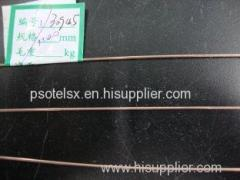 1.7% Sn 87.6% Yield Ratio 2050Mpa Breaking Force Bead Wire Wrapping for Planes 1.83mmHT