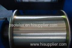 Low Loss Small Wear Cutting Wire Rope 3600Mpa Intensity 26N - 30N Break Strength 0.10mm