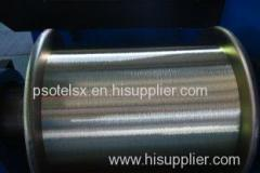 Cutting Wire Rope for Solar Silicon 3550Mpa Intensity 37N - 43N Break Strength 0.12mm